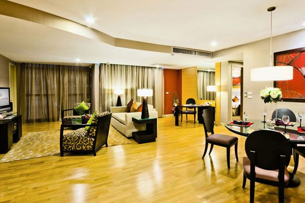 Urbana Sathorn 3br furnished