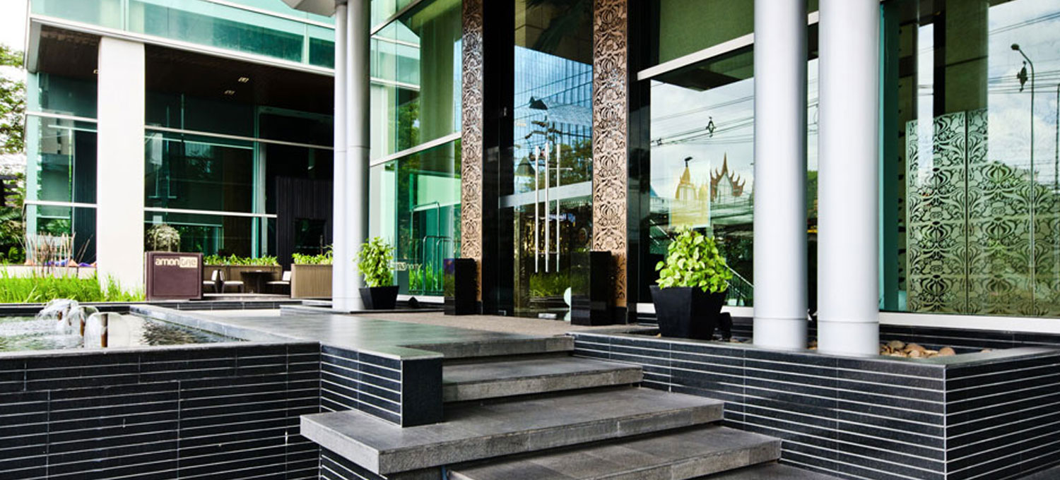 Urbana Sathorn Bangkok condos for sale and rent Entrance
